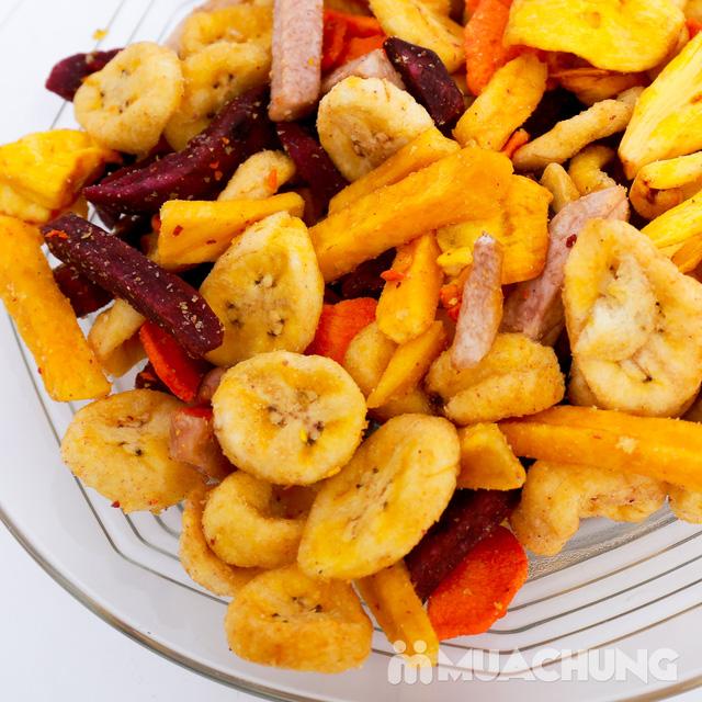 1 kg hoa quả sấy thập cẩm Nguyên Vũ - Đà Lạt - 3