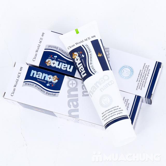 2 hộp Kem đánh răng Hàn Quốc công nghệ Nano - 4