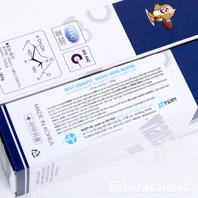 2 hộp Kem đánh răng Hàn Quốc công nghệ Nano - 10
