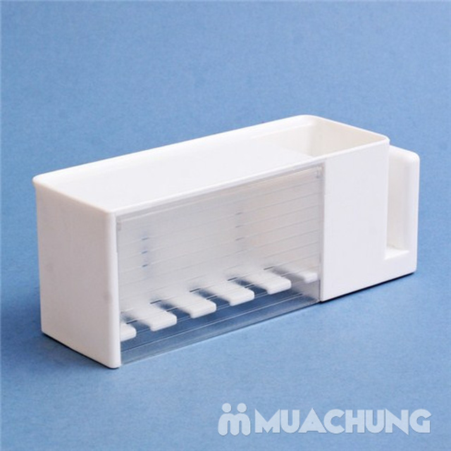 Dụng cụ treo bàn chải chống khuẩn giúp cho bàn chản luôn sạch sẽ, ngăn chặn vi khuẩn xâm nhập - 8