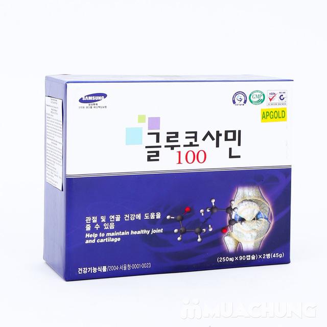 Viên bổ khớp Glucosamin Hàn Quốc - 4