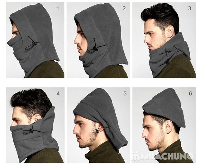 2 mũ ấm đa năng cho mùa đông không lạnh - 1