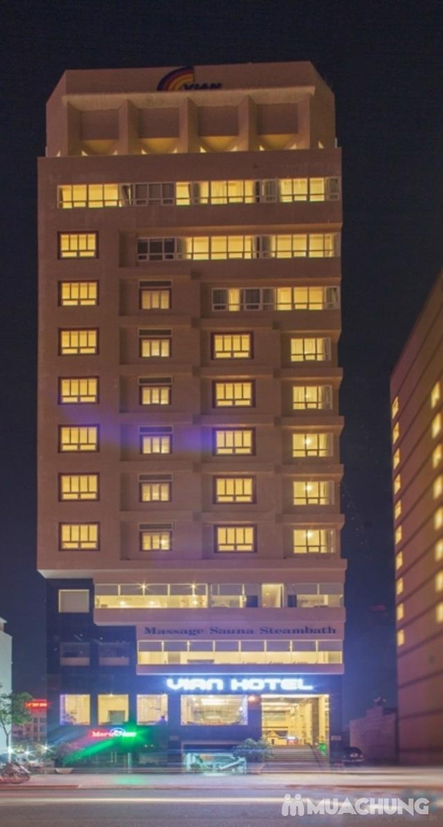 Khách sạn 3* quốc tế VIAN Đà Nẵng - 5 phút tản bộ đến cầu sông Hàn - 1