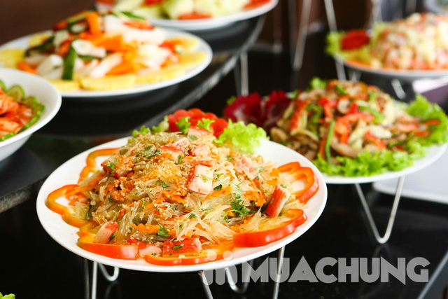 Thỏa thích ăn buffet cao cấp ngắm Hồ Gươm ở Kitchen BBQ - 12