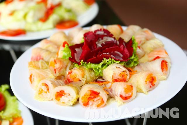 Thỏa thích ăn buffet cao cấp ngắm Hồ Gươm ở Kitchen BBQ - 13