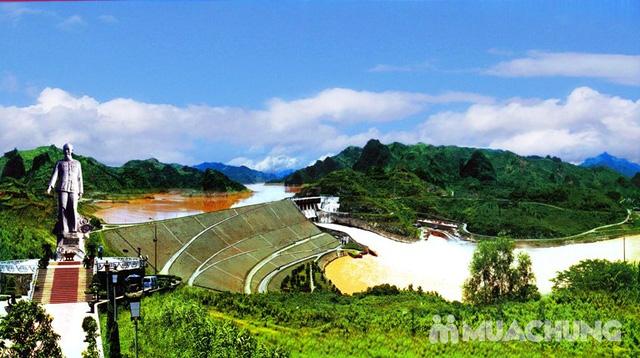 Tour HN - Thung Nai - Động Thác Bờ - Đền Bà Chúa Thác Bờ 1 ngày - 11