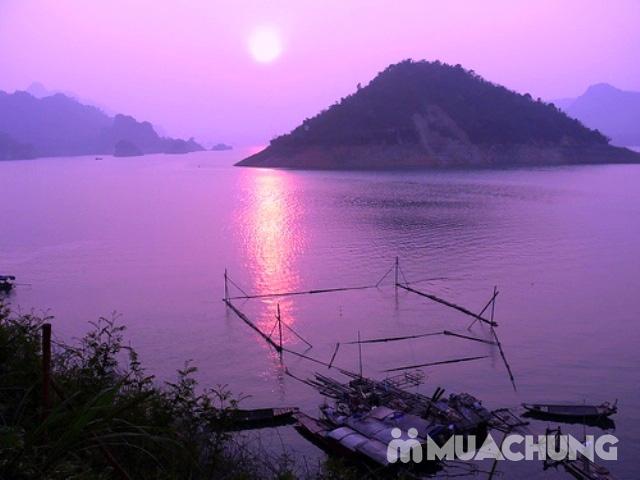 Tour HN - Thung Nai - Động Thác Bờ - Đền Bà Chúa Thác Bờ 1 ngày - 10