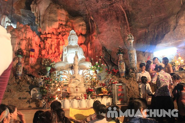 Tour HN - Thung Nai - Động Thác Bờ - Đền Bà Chúa Thác Bờ 1 ngày - 14