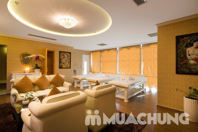 Tắm bùn khoáng thư giãn kết hợp xông hơi khô + ướt tại khách sạn Galina - 19