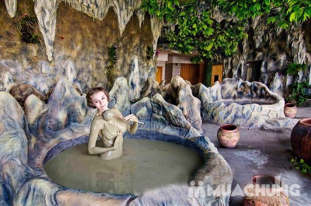 Tắm bùn khoáng thư giãn kết hợp xông hơi khô + ướt tại khách sạn Galina - 3