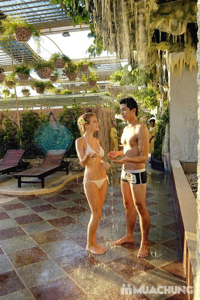 Tắm bùn khoáng thư giãn kết hợp xông hơi khô + ướt tại khách sạn Galina - 5
