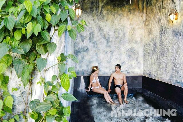 Tắm bùn khoáng thư giãn kết hợp xông hơi khô + ướt tại khách sạn Galina - 8
