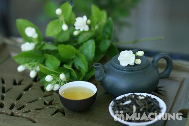 500gr trà xanh Thái Nguyên - 2