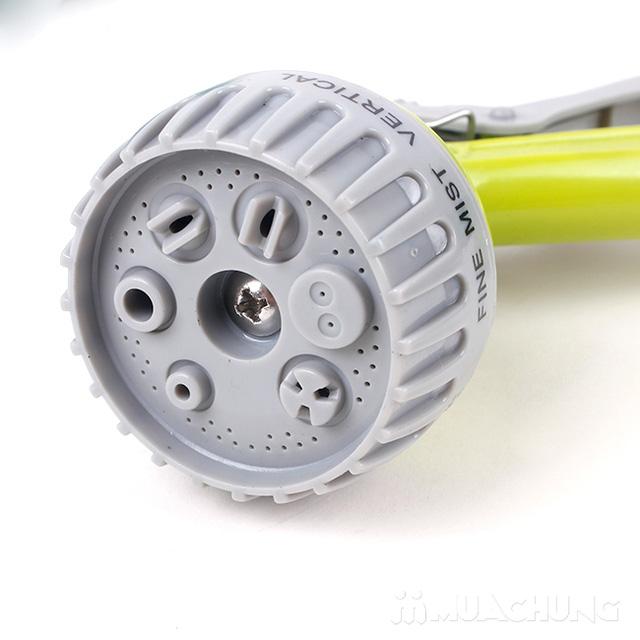 Bộ đầu vòi xịt rửa xe 10m - 5
